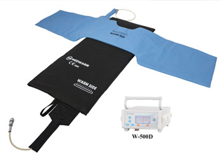REUSABLE PATIENT WARMING SYSTEM