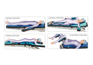 SILICON GEL BASED PRESSURE CARE AND PATIENT POSITIONING SYSTEMS