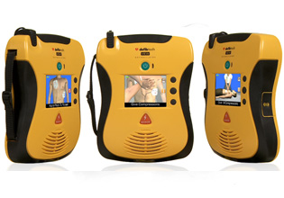 AUTOMATIC EXTERNAL DEFIBRILATOR (AED)